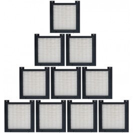 10 HEPA Filters for LIGHTNING AIR PLUS