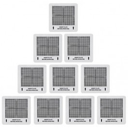 10 OZONE PLATES for LIGHTNING AIR PLUS air purifier