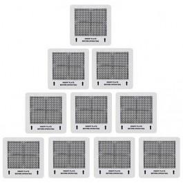 10 OZONE PLATES for Soltek Air air purifiers