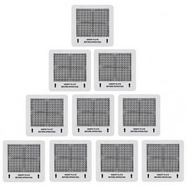 10 OZONE PLATES for Solair Air air purifiers