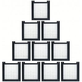 10 Filter Packs for Solair Air 3500 Pro Air Purifier