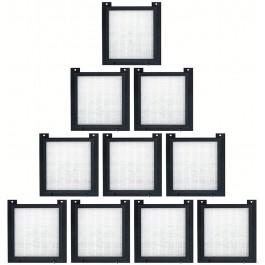 10 Filter Packs for Soltek Air 3500 Pro Air Purifier