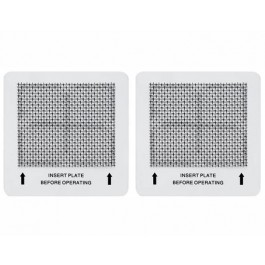 2 OZONE PLATES for LIGHTNING AIR PLUS air purifier
