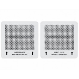 2 OZONE PLATES for Solair air purifiers