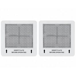 2 OZONE PLATES for Soltek Air air purifiers