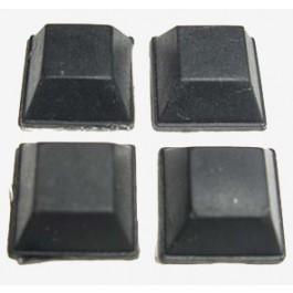 FEET set of Four (4)