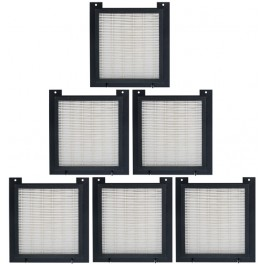 6 HEPA Filters for LIGHTNING AIR PLUS