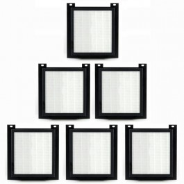 6 Filter Packs for Mammoth Classic Air Purifier
