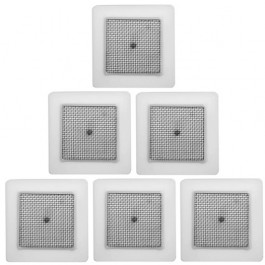 6 OZONE PLATES for ECOQUEST, ALPINE and LIVING AIR