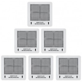 6 OZONE PLATES for LIGHTNING AIR PLUS air purifier