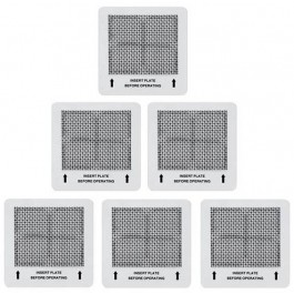 6 OZONE PLATES for Solair air purifiers