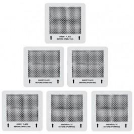 6 OZONE PLATES for Soltek Air air purifiers