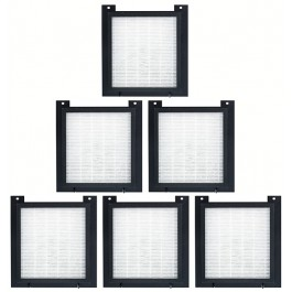 6 Filter Packs for Solair 3500 Pro Air Purifier