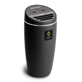 pureAir MOTION Car Air Purifier by GreenTech Environmental