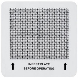 OZONE PLATE for Solair air purifiers