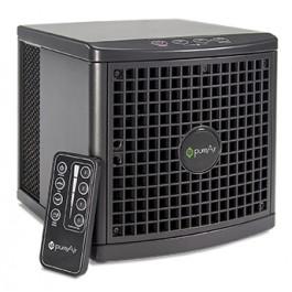 Pure Air 1500 Air Purifier Black New Air Purifiers