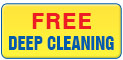 free cleaning with Ecoquest, Living Air and Alpine air repair service