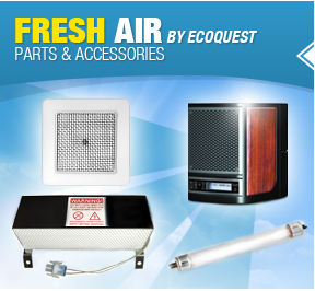 Ecoquest Fresh Air Parts